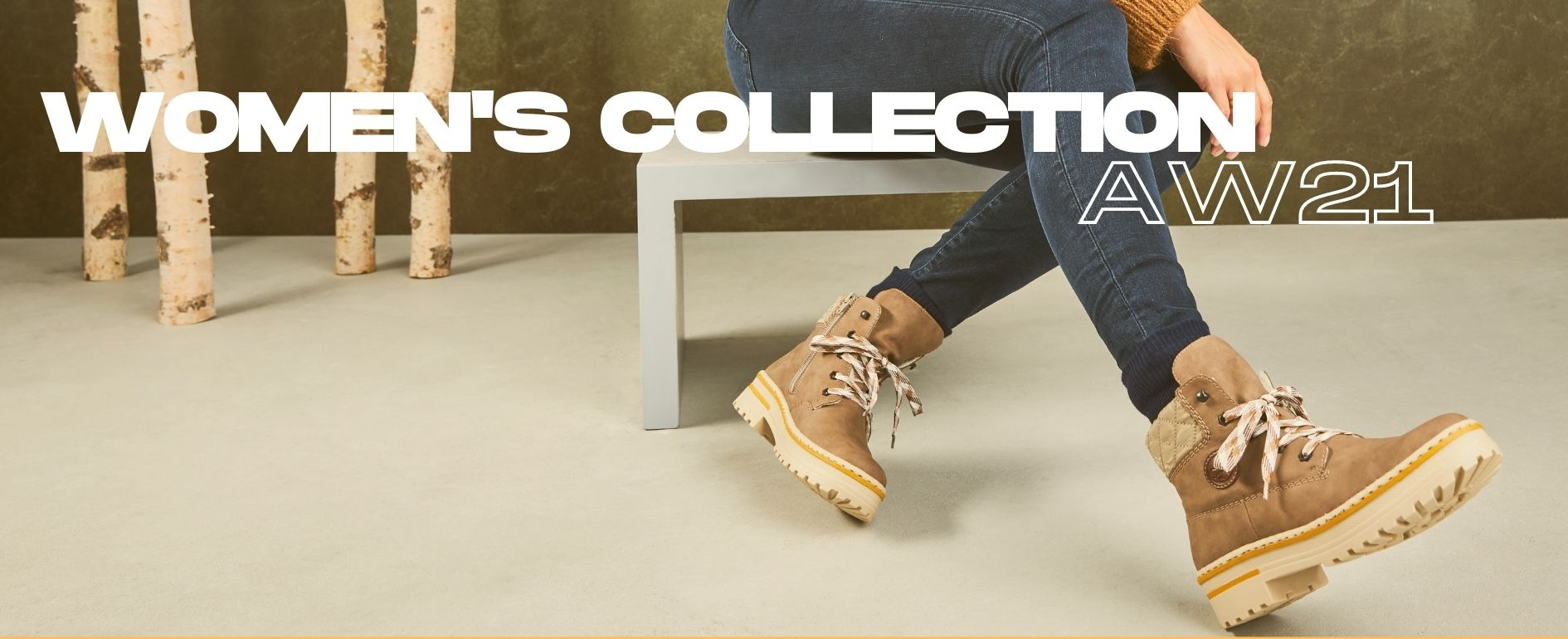 Women's footwear collection AW21 from PurpleTag.ie