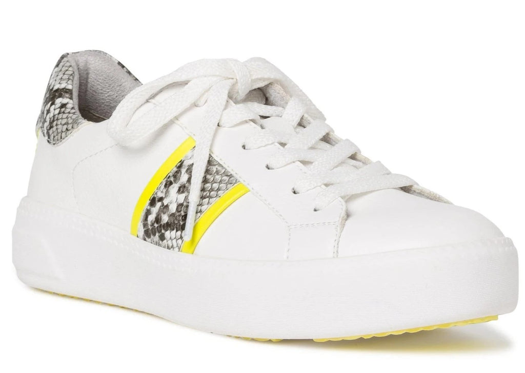 Tamaris - 23750 White/Neon Runners