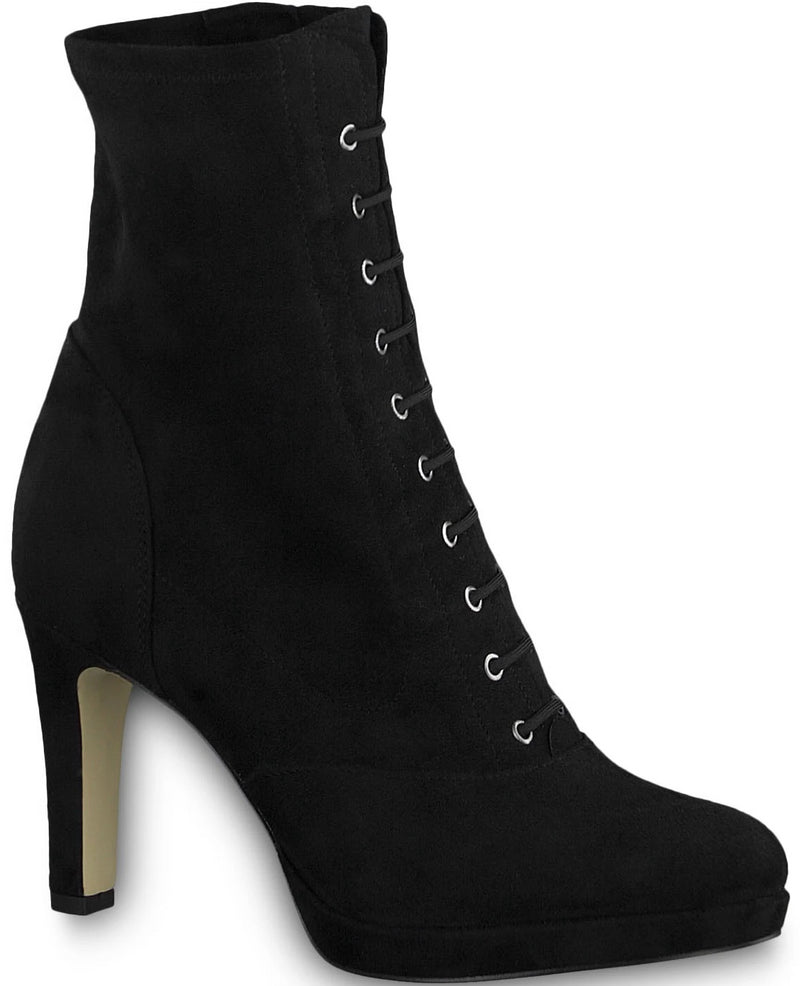 Tamaris - 25104 Black Ankle Boots