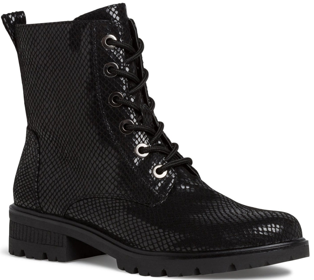 Tamaris - 25281 Black Ankle Boots
