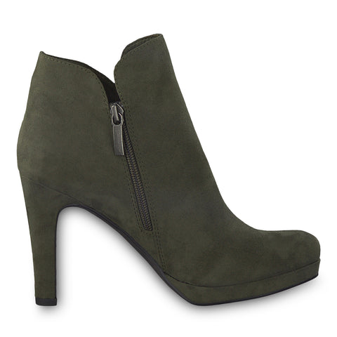 Tamaris - 25316 Olive Ankle Boots