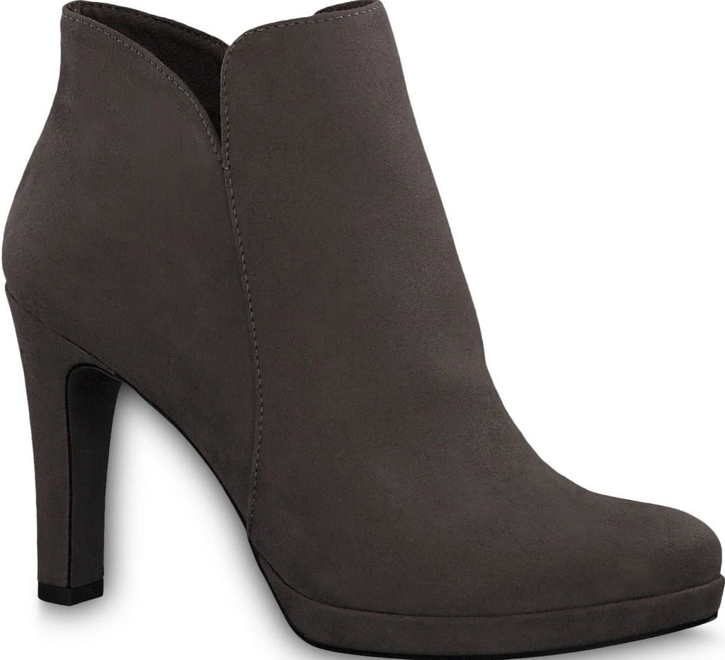 Tamaris - 25316 Graphite Ankle Boots