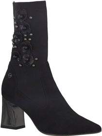 Tamaris - 25362 Black Ankle Boots