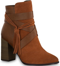 Tamaris - 25365 Rust Ankle Boots