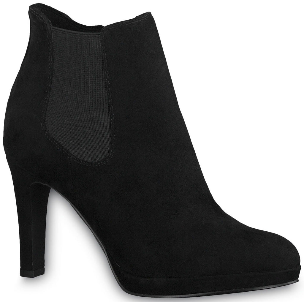 Tamaris - 25704 Black Ankle Boots