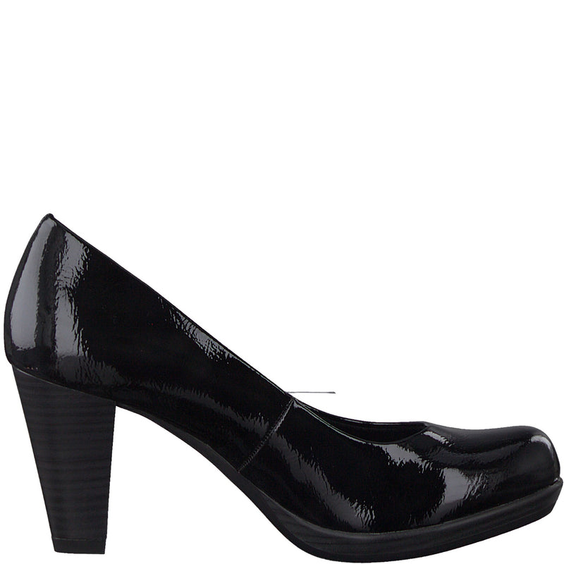 Marco Tozzi - 22407 Black/Patent Shoes