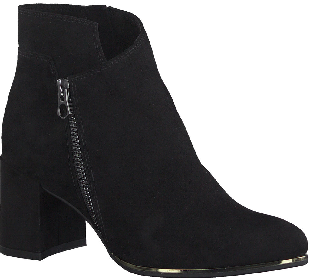 Marco Tozzi - 25015 Black Ankle Boots
