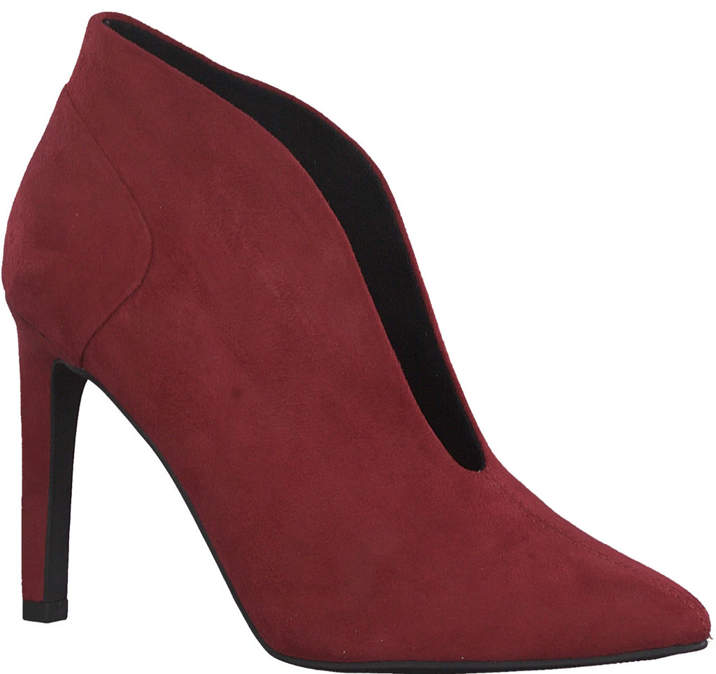 Marco Tozzi - 25019 Red Ankle Boots