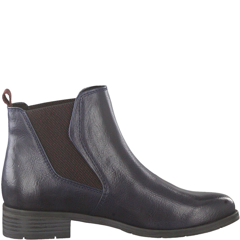 Marco Tozzi - 25040 Navy Ankle Boots