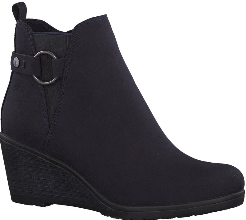 Marco Tozzi - 25042 Navy Ankle Boots