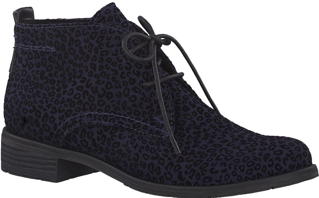 Marco Tozzi - 25101 Navy/Combi Ankle Boots