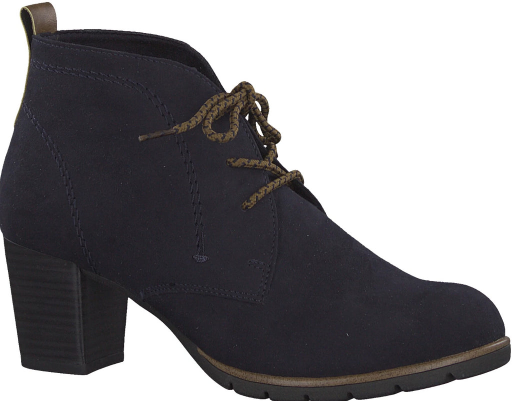 Marco Tozzi - 25107 Navy Ankle Boots
