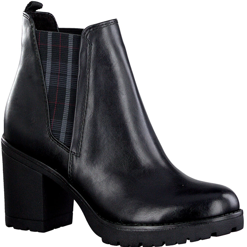 Marco Tozzi - 25414 Black Ankle Boots