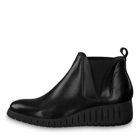 Marco Tozzi - 25812 Black Ankle Boots