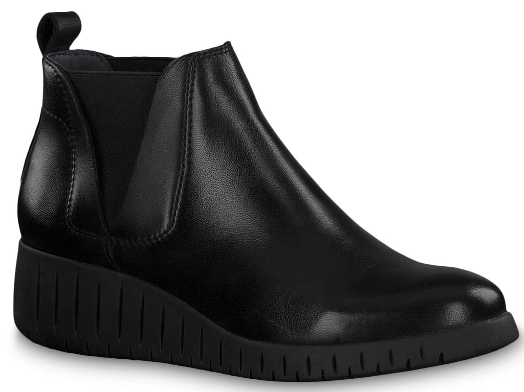 Marco Tozzi - 25812 Black/Antic Ankle Boots