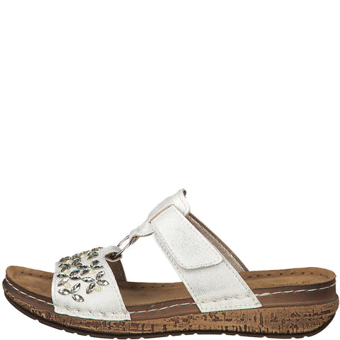Marco Tozzi - 27505 White/Comb Sandals