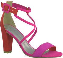 Marco Tozzi - 28317 Pink/Red Sandals