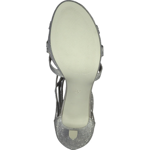 Marco Tozzi - 28362 Light Grey/Met Sandals