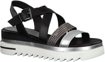 Marco Tozzi - 28727 Black/Comb Sandals