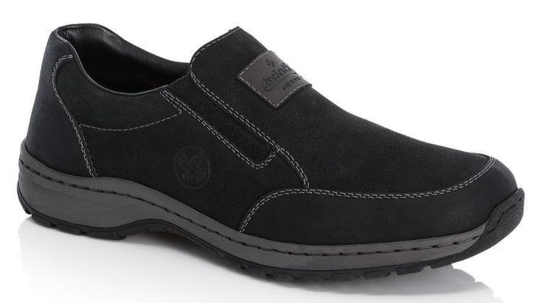 Rieker - 03354 Black Shoes