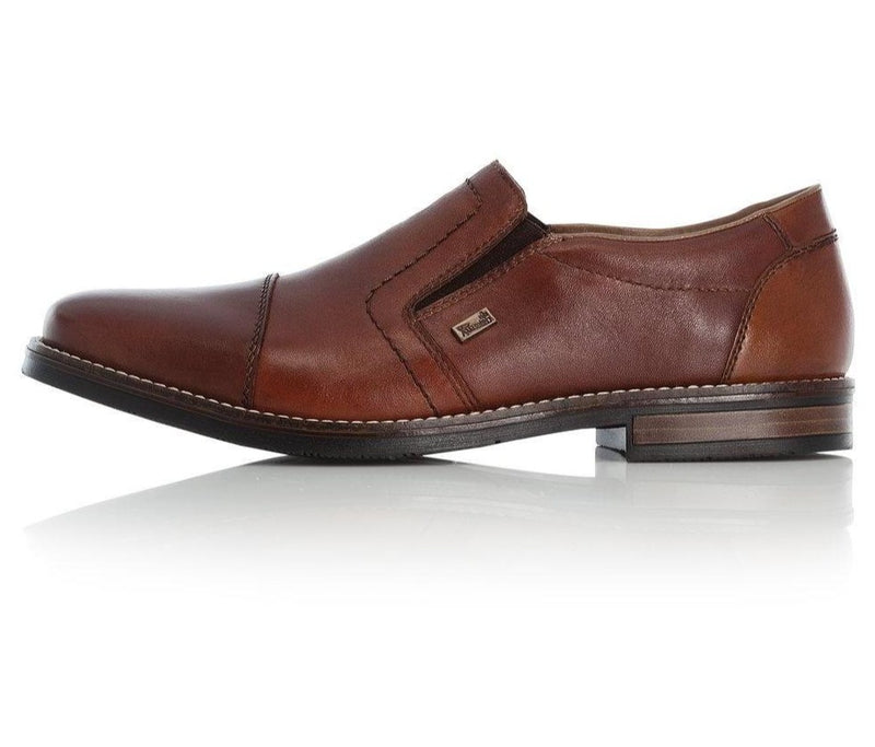 Rieker - 13572 Brown/Tan Shoes