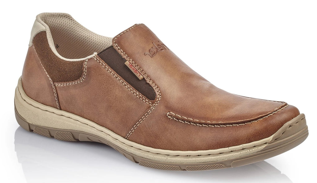 Rieker - 15260-24 - Tan Slip-on Shoes (ss20)