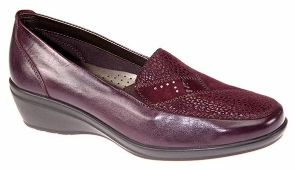 Dubarry - Eithne Burgundy Shoes