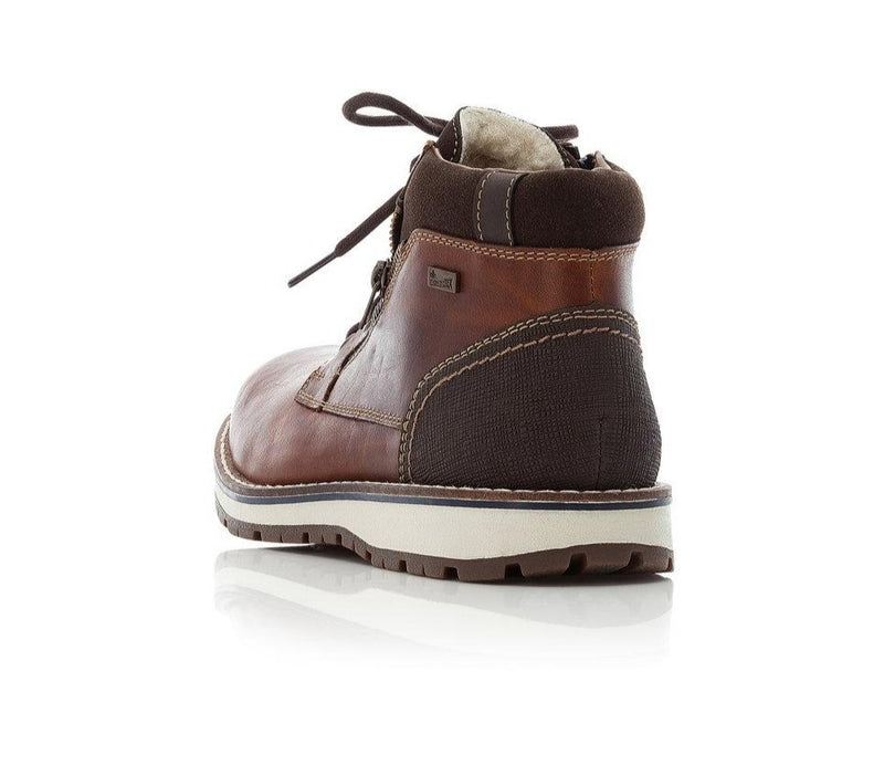 Rieker - 38433 Light Brown Ankle Boots
