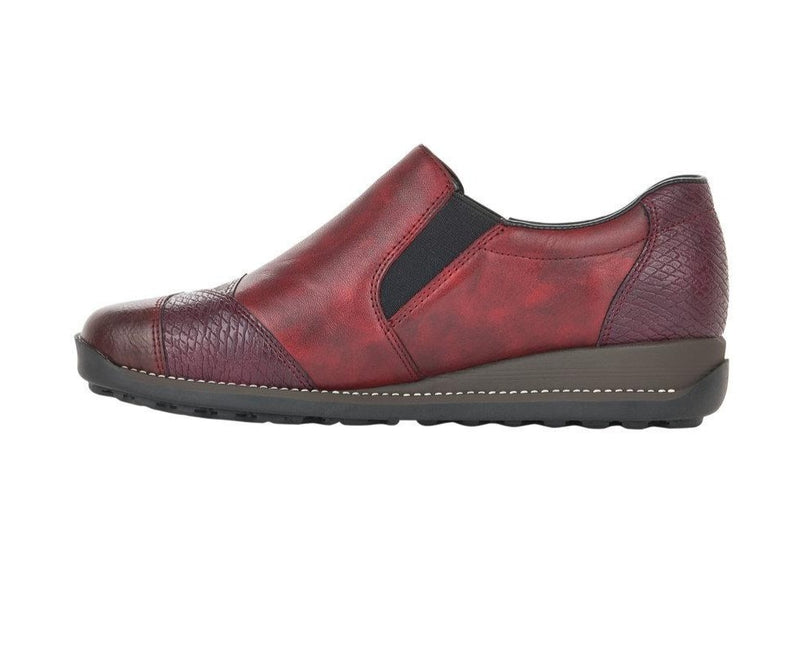 Rieker - 44251 Bordeaux Shoes