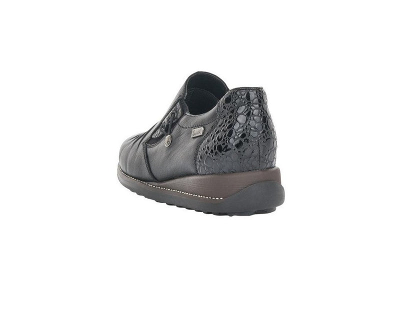 Rieker - 44254 Black Shoes