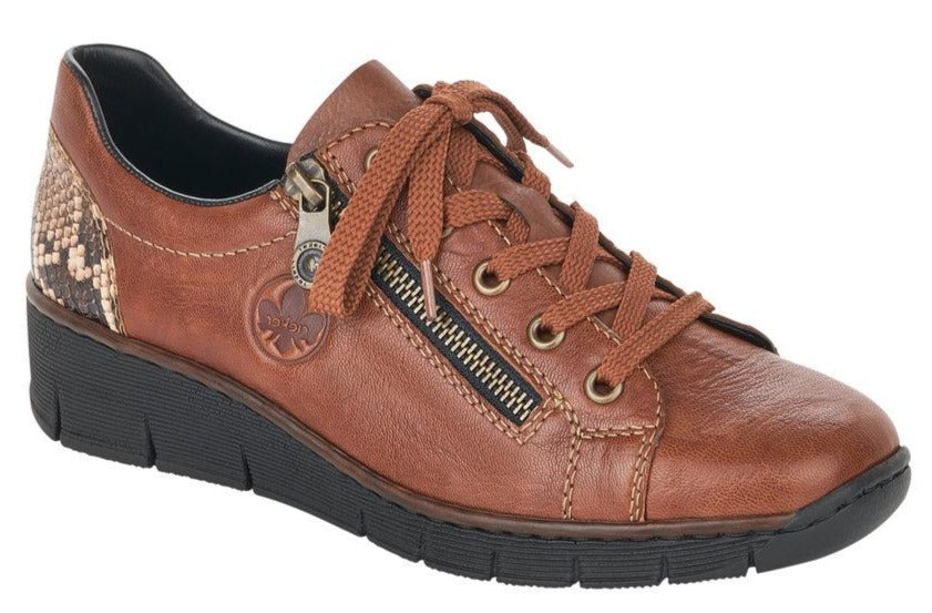 Rieker - 53702 Brown Shoes