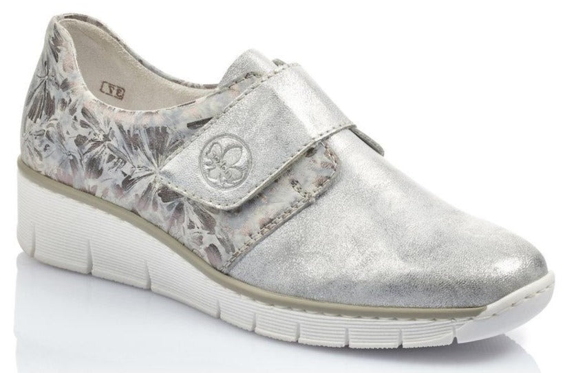 Rieker - 53752 Ice Grey Shoes