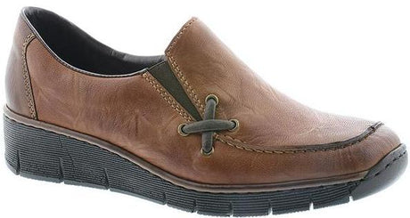 Rieker - 53783 Tan Shoes
