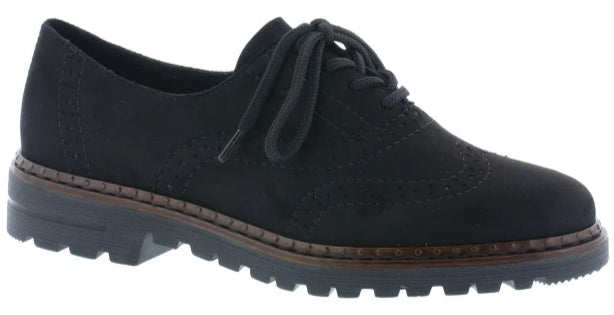 Rieker - 54812 Black Shoes