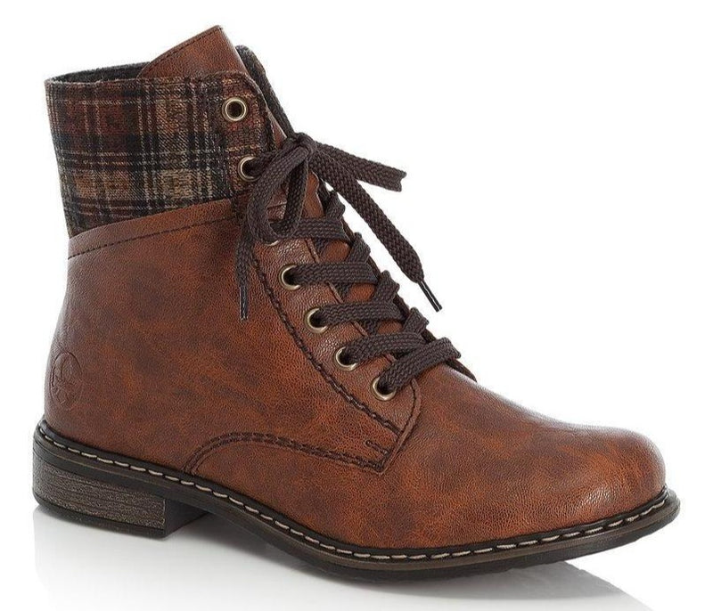 Rieker - 71241 Whiskey Ankle Boots
