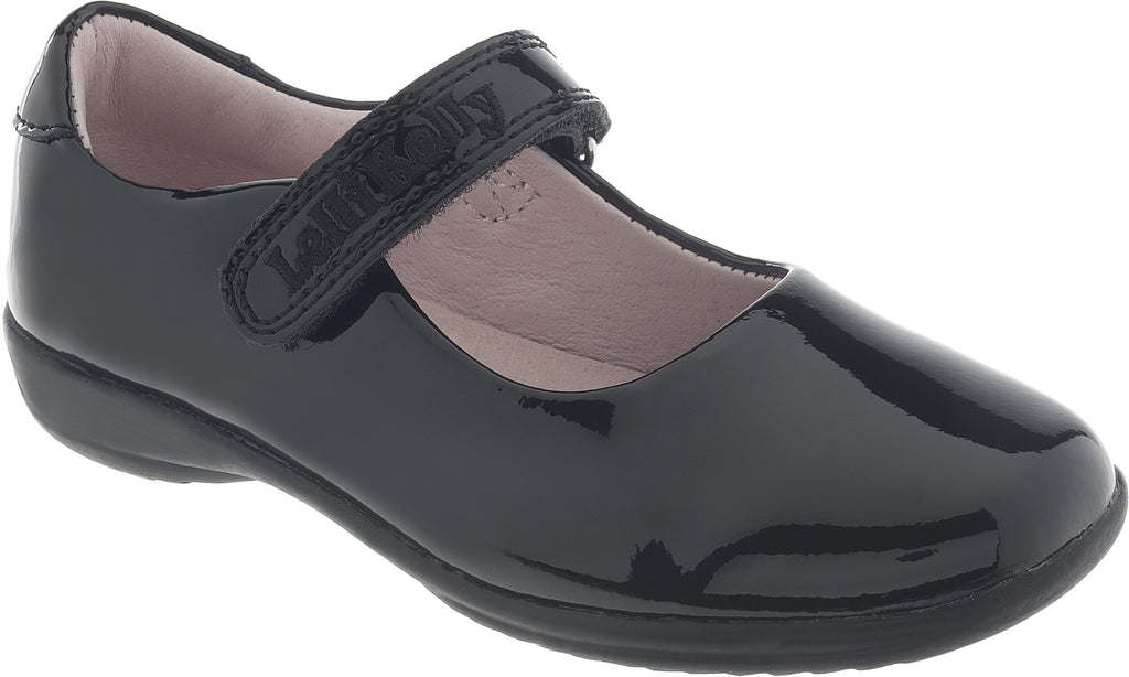Lelli Kelly - 8218 - Classic Black Patent Shoes