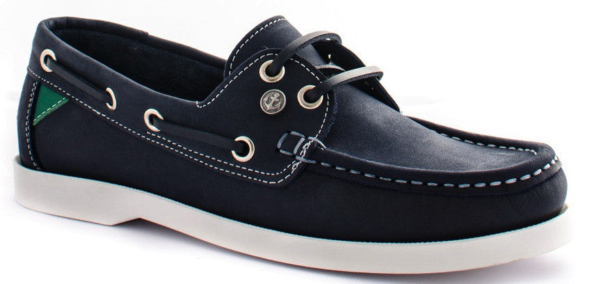 Leinster - Boat Navy Shoe