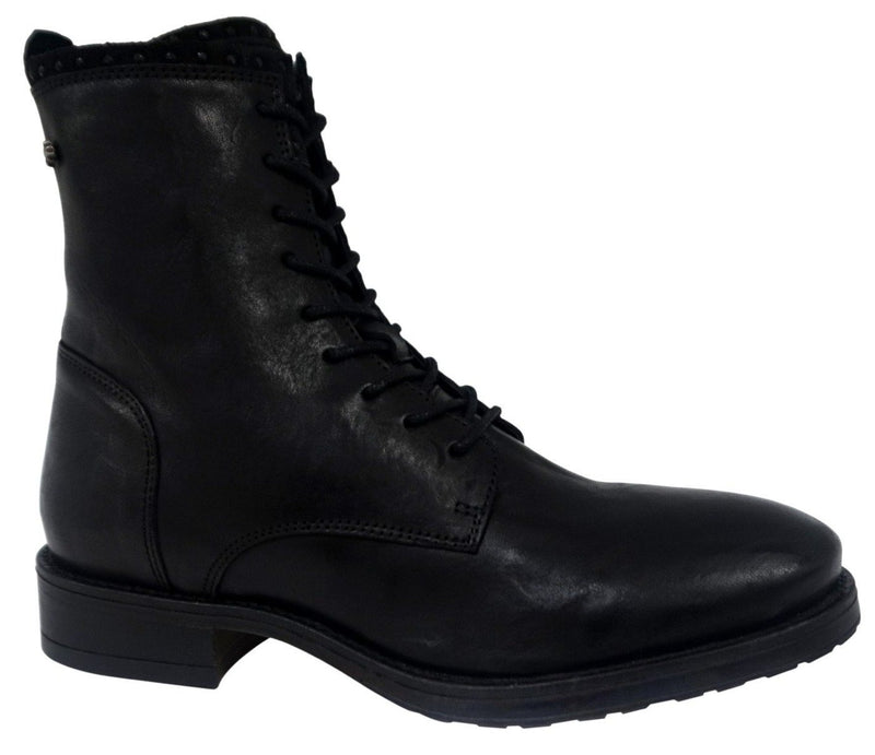 Dubarry - Desmond Black Ankle Boots