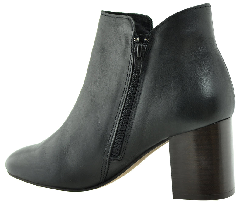 Bourbon Amy Huberman - True Romance Black Ankle Boots