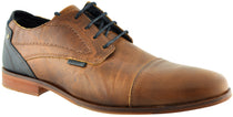 Brent Pope - Gisborne Cognac Shoes