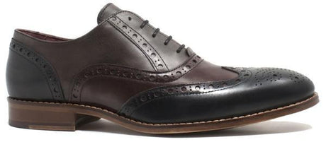 Brent Pope - Palmerston Brown/Mahogany Shoes