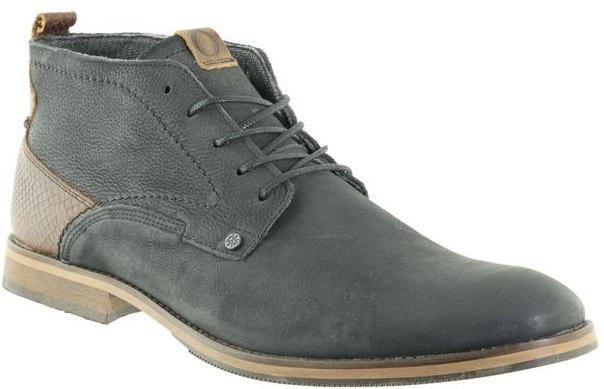 Bullboxer - Black Lace Boots (250K84988E)