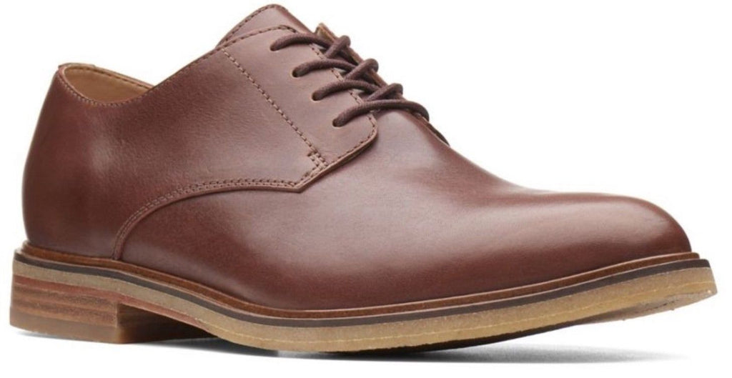 Clarks - Clarkdale Moon Dark Tan Shoes