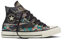 Converse - Hi-Top Black/Gold Canvas (553289C)