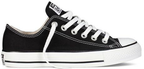 Converse - Ox Black Canvas (M9166)