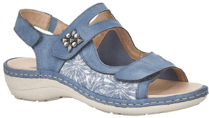 Remonte - D7647 Light Blue Sandals