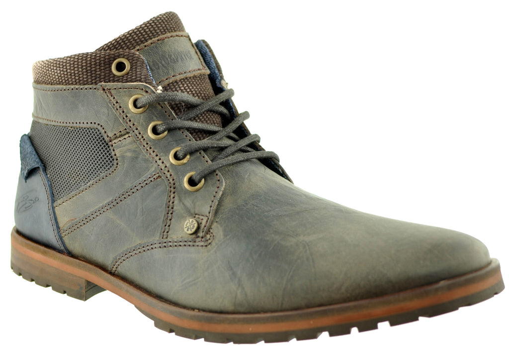 Lloyd & Pryce - O'Brien Vintage/Wood Boots