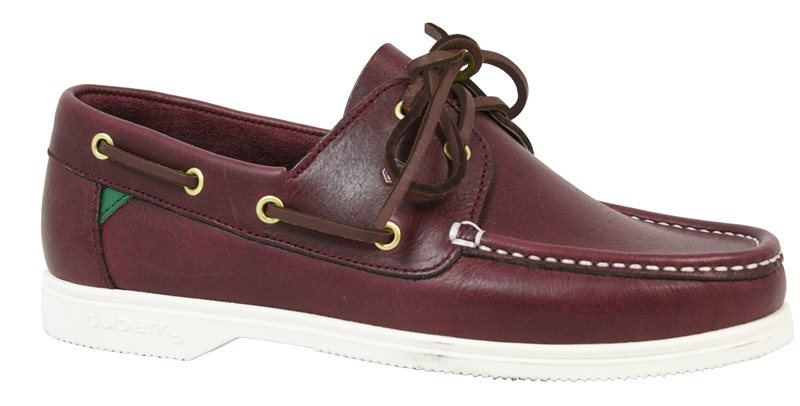 Dubarry - Admirals Burgundy Shoes
