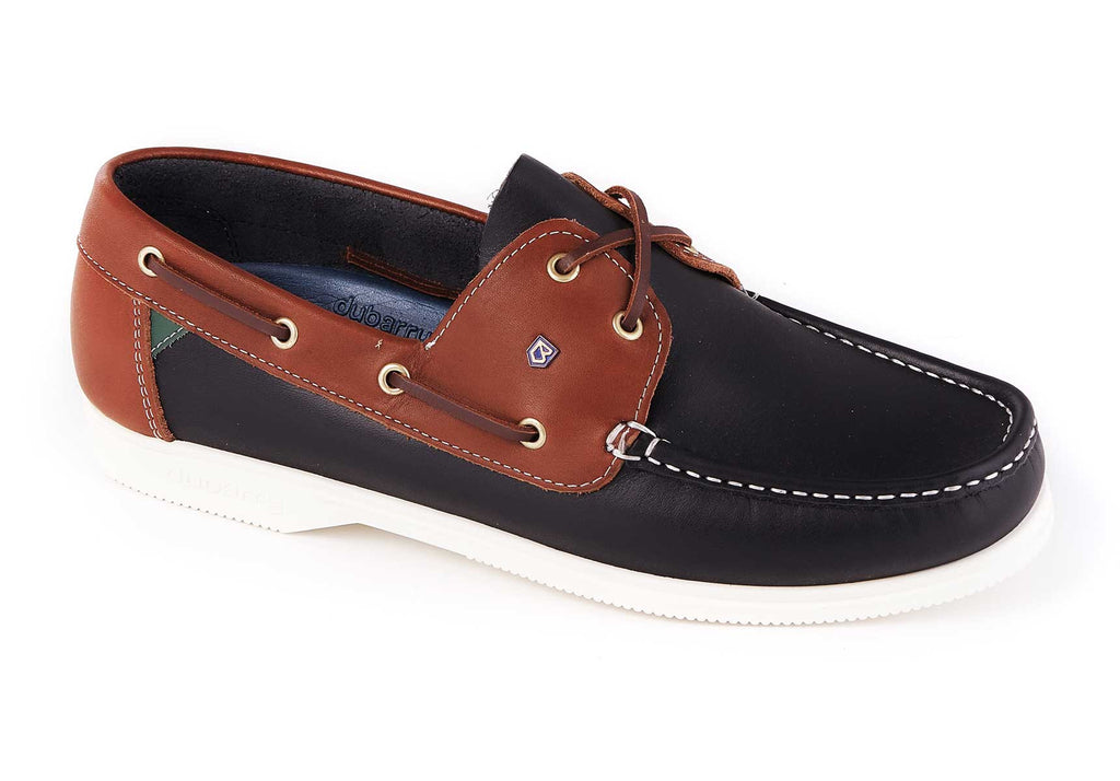Dubarry - Admirals Navy Brown Shoes
