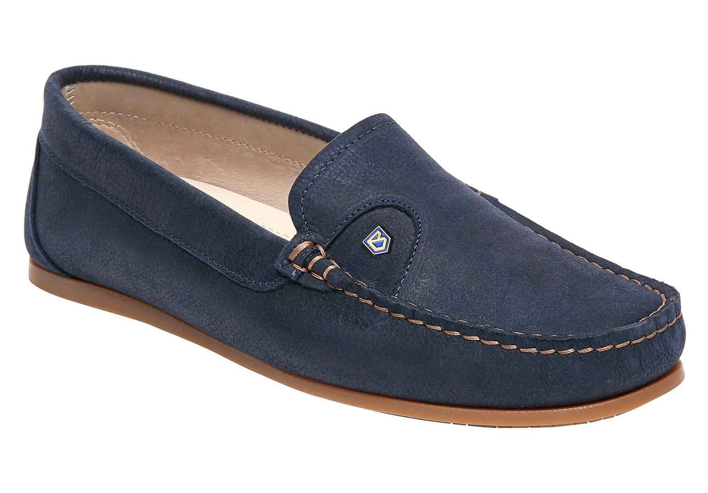 Dubarry - Bali Navy Shoes